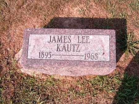 KAUTZ, JAMES  LEE - Brown County, Ohio | JAMES  LEE KAUTZ - Ohio Gravestone Photos