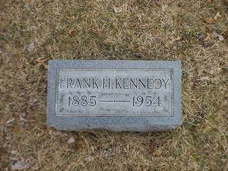 KENNEDY, FRANK  H - Brown County, Ohio | FRANK  H KENNEDY - Ohio Gravestone Photos
