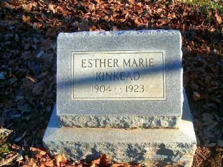 KINKEAD, ESTHER  MARIE - Brown County, Ohio | ESTHER  MARIE KINKEAD - Ohio Gravestone Photos