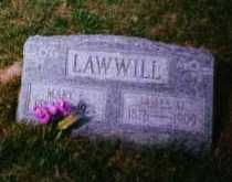 LAWWILL, MARY ELIZABETH - Brown County, Ohio | MARY ELIZABETH LAWWILL - Ohio Gravestone Photos