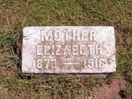 LIMING, ELIZABETH - Brown County, Ohio | ELIZABETH LIMING - Ohio Gravestone Photos