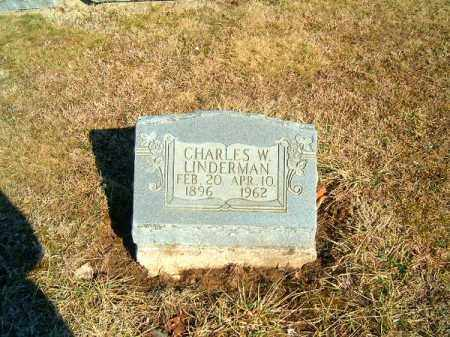 LINDERMAN, CHARLES   W - Brown County, Ohio | CHARLES   W LINDERMAN - Ohio Gravestone Photos