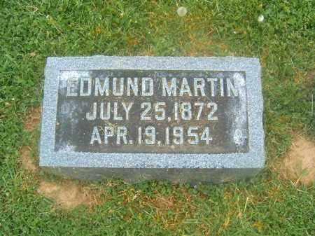 MARTIN, EDMUND - Brown County, Ohio | EDMUND MARTIN - Ohio Gravestone Photos