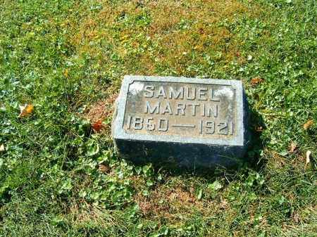 MARTIN, SAMUEL - Brown County, Ohio | SAMUEL MARTIN - Ohio Gravestone Photos
