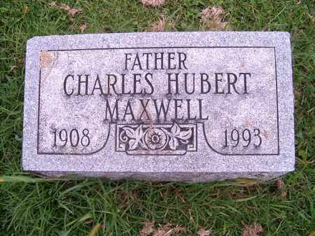 HUBERT MAXWELL, CHARLES - Brown County, Ohio | CHARLES HUBERT MAXWELL - Ohio Gravestone Photos