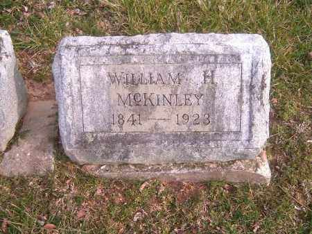MCKINLEY, WILLIAM  H - Brown County, Ohio | WILLIAM  H MCKINLEY - Ohio Gravestone Photos