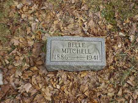 MITCHELL, BELLE - Brown County, Ohio | BELLE MITCHELL - Ohio Gravestone Photos