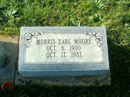 MOORE, MORRIS  EARL - Brown County, Ohio | MORRIS  EARL MOORE - Ohio Gravestone Photos