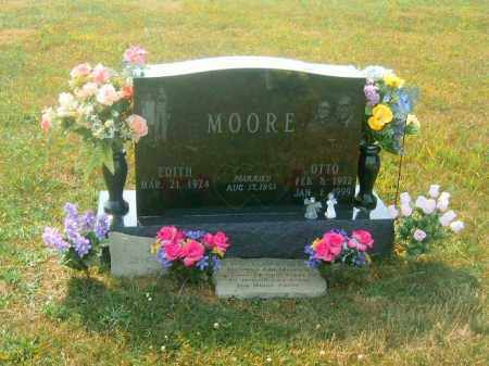 MOORE, OTTO - Brown County, Ohio | OTTO MOORE - Ohio Gravestone Photos