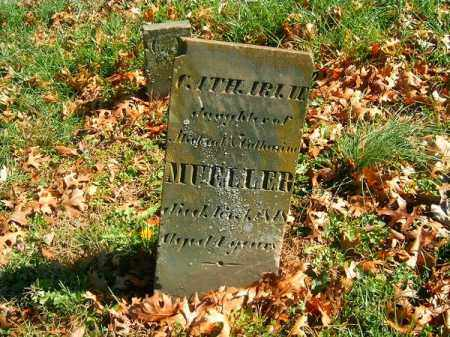 MUELLER, CATHERINE - Brown County, Ohio | CATHERINE MUELLER - Ohio Gravestone Photos