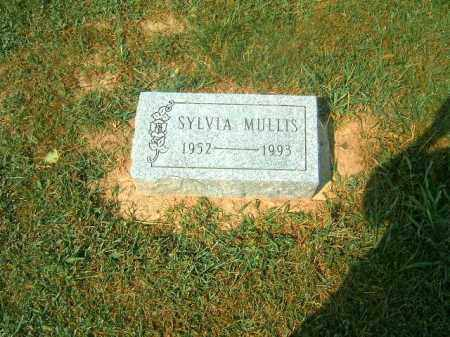 MULLIS, SYLVIA - Brown County, Ohio | SYLVIA MULLIS - Ohio Gravestone Photos