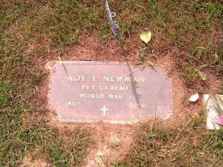 NEWMAN, ROY - Brown County, Ohio | ROY NEWMAN - Ohio Gravestone Photos