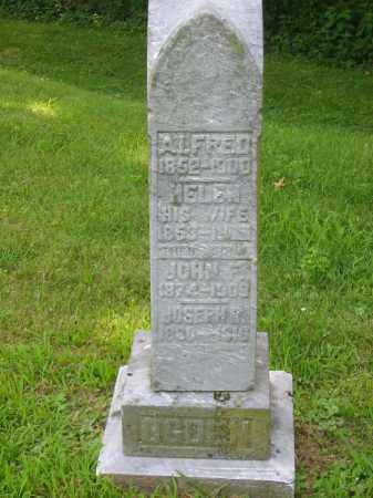 OGDEN, ALFRED - Brown County, Ohio | ALFRED OGDEN - Ohio Gravestone Photos