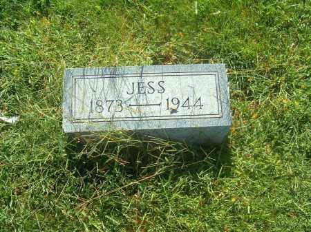 OWEN, JESS - Brown County, Ohio | JESS OWEN - Ohio Gravestone Photos