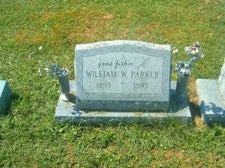 PARKER, WILLIAM  W - Brown County, Ohio | WILLIAM  W PARKER - Ohio Gravestone Photos