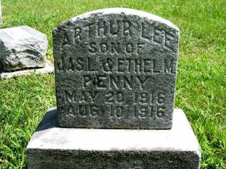PENNY, ARTHUR LEE - Brown County, Ohio | ARTHUR LEE PENNY - Ohio Gravestone Photos