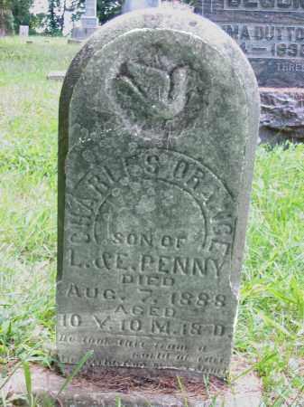 PENNY, CHARLES ORANCE - Brown County, Ohio   CHARLES ORANCE PENNY - Ohio Gravestone Photos
