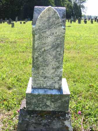 FRANCIS PENNY, MARY E - Brown County, Ohio | MARY E FRANCIS PENNY - Ohio Gravestone Photos