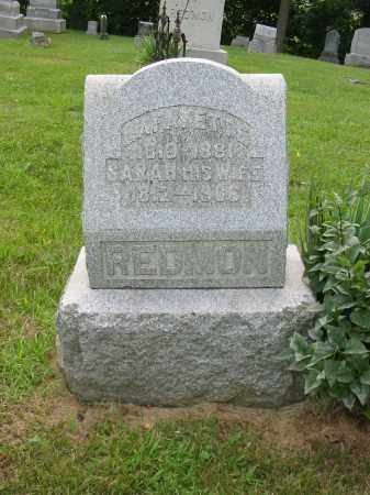 REDMON, SARAH - Brown County, Ohio | SARAH REDMON - Ohio Gravestone Photos