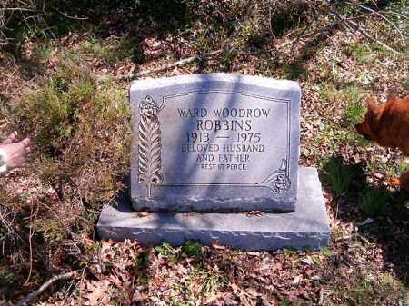 ROBBINS, WARD WOODROW - Brown County, Ohio | WARD WOODROW ROBBINS - Ohio Gravestone Photos