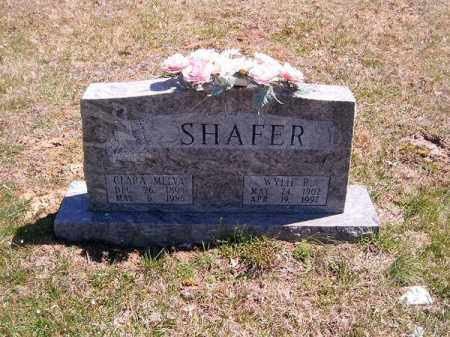 SHAFER, WYLIE  R - Brown County, Ohio | WYLIE  R SHAFER - Ohio Gravestone Photos