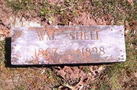 SHELL, WM - Brown County, Ohio | WM SHELL - Ohio Gravestone Photos