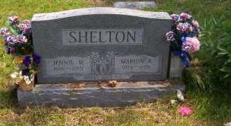 SHELTON, JENNIE - Brown County, Ohio | JENNIE SHELTON - Ohio Gravestone Photos
