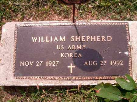 SHEPHERD, WILLIAM - Brown County, Ohio | WILLIAM SHEPHERD - Ohio Gravestone Photos