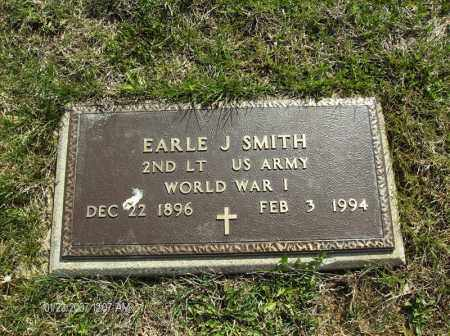 SMITH, EARL - Brown County, Ohio | EARL SMITH - Ohio Gravestone Photos