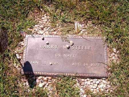 STELLE, LARRY  W - Brown County, Ohio   LARRY  W STELLE - Ohio Gravestone Photos
