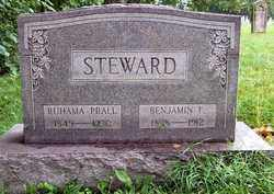 STEWARD, RUHAMA - Brown County, Ohio | RUHAMA STEWARD - Ohio Gravestone Photos
