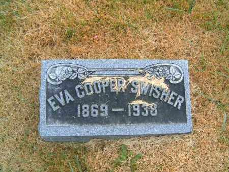 COOPER SWISHER, EVA - Brown County, Ohio | EVA COOPER SWISHER - Ohio Gravestone Photos