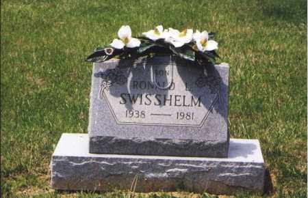 SWISSHELM, RONALD - Brown County, Ohio | RONALD SWISSHELM - Ohio Gravestone Photos
