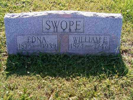 SWOPE, WILLIAM  E - Brown County, Ohio | WILLIAM  E SWOPE - Ohio Gravestone Photos