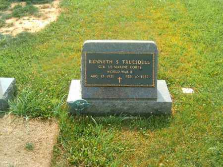 TRUESDELL, KENNETH  S - Brown County, Ohio | KENNETH  S TRUESDELL - Ohio Gravestone Photos