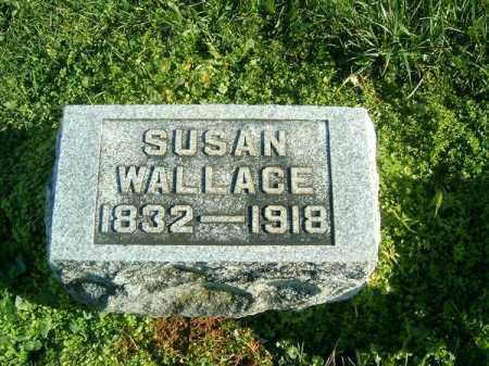 WALLACE, SUSAN - Brown County, Ohio | SUSAN WALLACE - Ohio Gravestone Photos