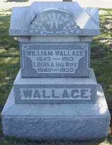 WALLACE, WILLIAM - Brown County, Ohio | WILLIAM WALLACE - Ohio Gravestone Photos