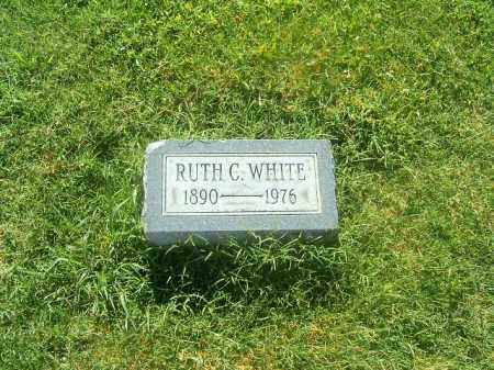 WHITE, RUTH   C - Brown County, Ohio | RUTH   C WHITE - Ohio Gravestone Photos