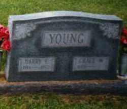 YOUNG, HARRY C. - Brown County, Ohio | HARRY C. YOUNG - Ohio Gravestone Photos