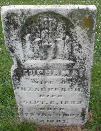 BEACH, CUPHAMA ? - Butler County, Ohio | CUPHAMA ? BEACH - Ohio Gravestone Photos