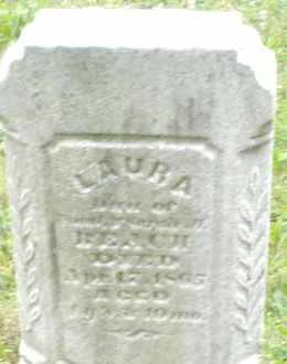 BEACH, LAURA - Butler County, Ohio | LAURA BEACH - Ohio Gravestone Photos