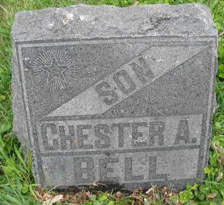 BELL, CHESTER A. - Butler County, Ohio | CHESTER A. BELL - Ohio Gravestone Photos