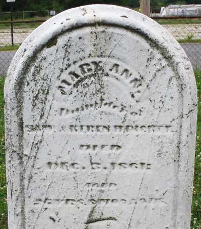 BRICKET ?, MARY ANN - Butler County, Ohio | MARY ANN BRICKET ? - Ohio Gravestone Photos