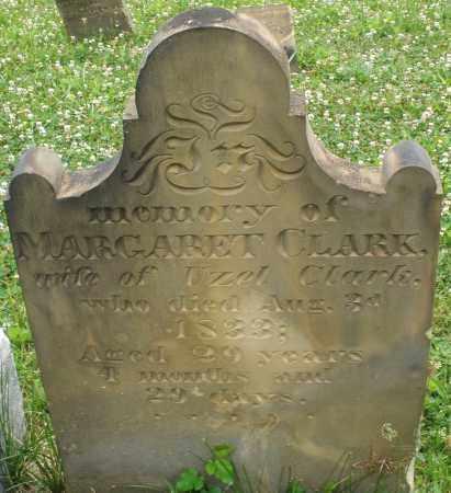 CLARK, MARGARET - Butler County, Ohio | MARGARET CLARK - Ohio Gravestone Photos