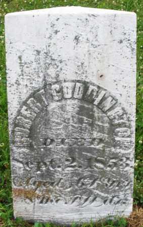 CODDINGTON, ROBERT - Butler County, Ohio   ROBERT CODDINGTON - Ohio Gravestone Photos