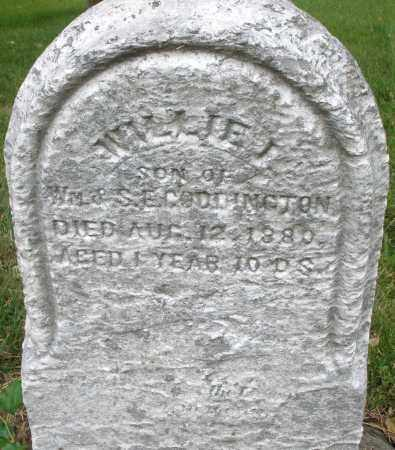 CODDINGTON, WILLIE L. - Butler County, Ohio | WILLIE L. CODDINGTON - Ohio Gravestone Photos