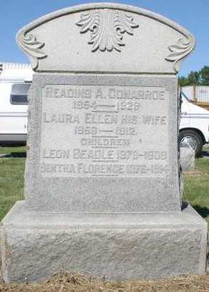 CONARROE, READING A. - Butler County, Ohio | READING A. CONARROE - Ohio Gravestone Photos