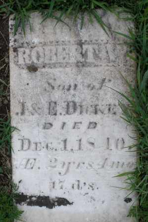 DICKEY, ROBERT  W. - Butler County, Ohio | ROBERT  W. DICKEY - Ohio Gravestone Photos