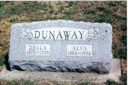DUNAWAY, DELLA - Butler County, Ohio | DELLA DUNAWAY - Ohio Gravestone Photos