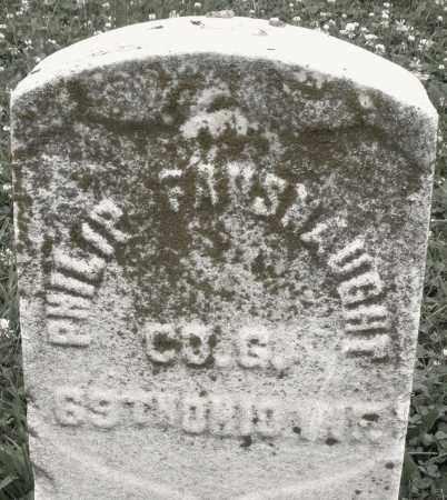 FAUSNAUGHT, PHILIP - Butler County, Ohio | PHILIP FAUSNAUGHT - Ohio Gravestone Photos